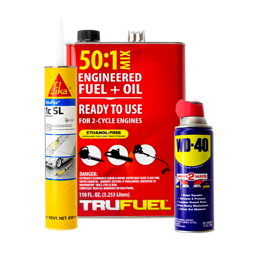 Chemicals, Adhesives & Lubricants