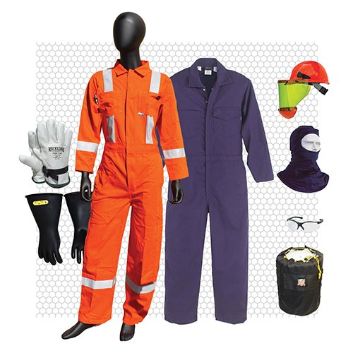 Electrical Safety & Fire Retardant