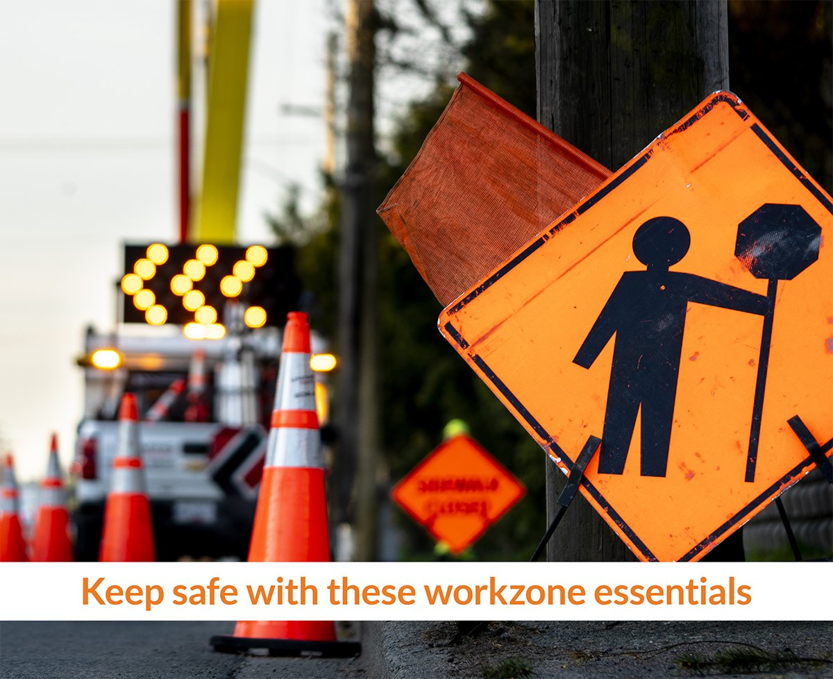 April is Work Zone Safety Awareness Month